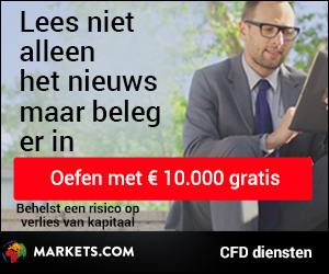 gratis forex demo account bij Markets.com
