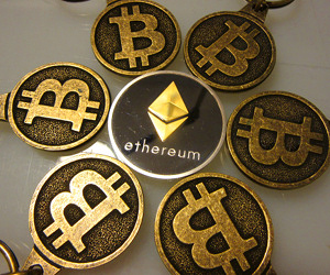 Handel in ethereum en bitcoin
